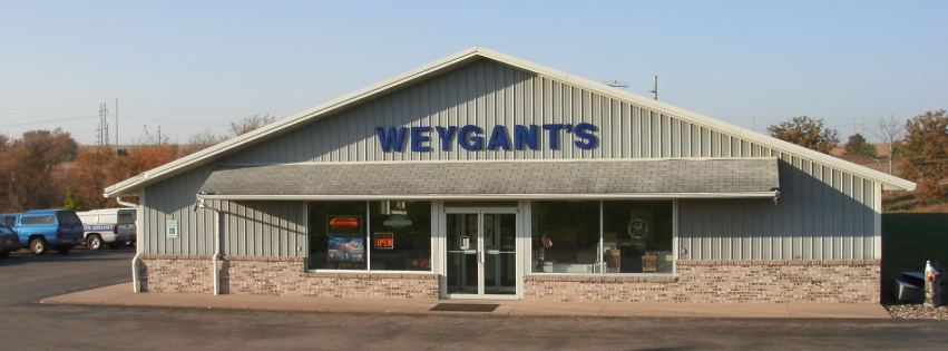 Weygant's Appliance & Mattress storefront